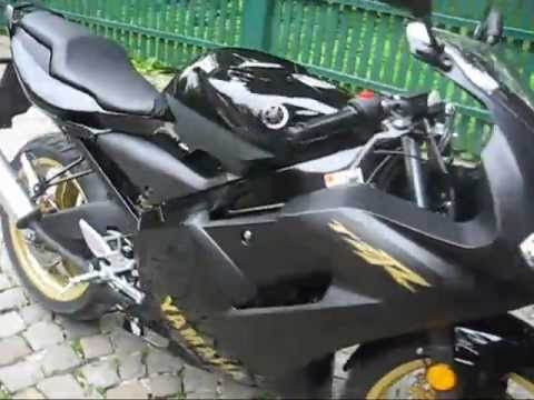 yamaha tzr 50 2010 model youtube. Black Bedroom Furniture Sets. Home Design Ideas