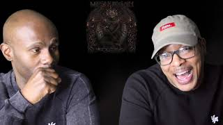 Meshuggah - Demiurge (REACTION!!!)