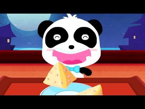 Baby Panda Chinese Recipes - Kids Learn Cooking + Baby Panda Hospital - Educational Kids Game