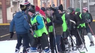Детский дворовый хоккей 6-7 декабря 2014 года г.Чита