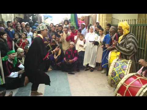 Gnawa Dance Essaouira