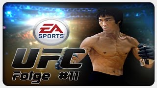 Lets Play EA SPORTS UFC with BRUCE LEE #11 Walkthrough Gameplay ツ Das Blut spritzt