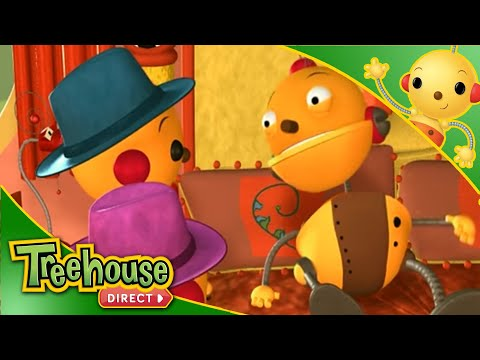 Rolie Polie Olie - Detective Polie's Cookie Caper / The Lie / Guess It's Nite Nite - Ep. 37