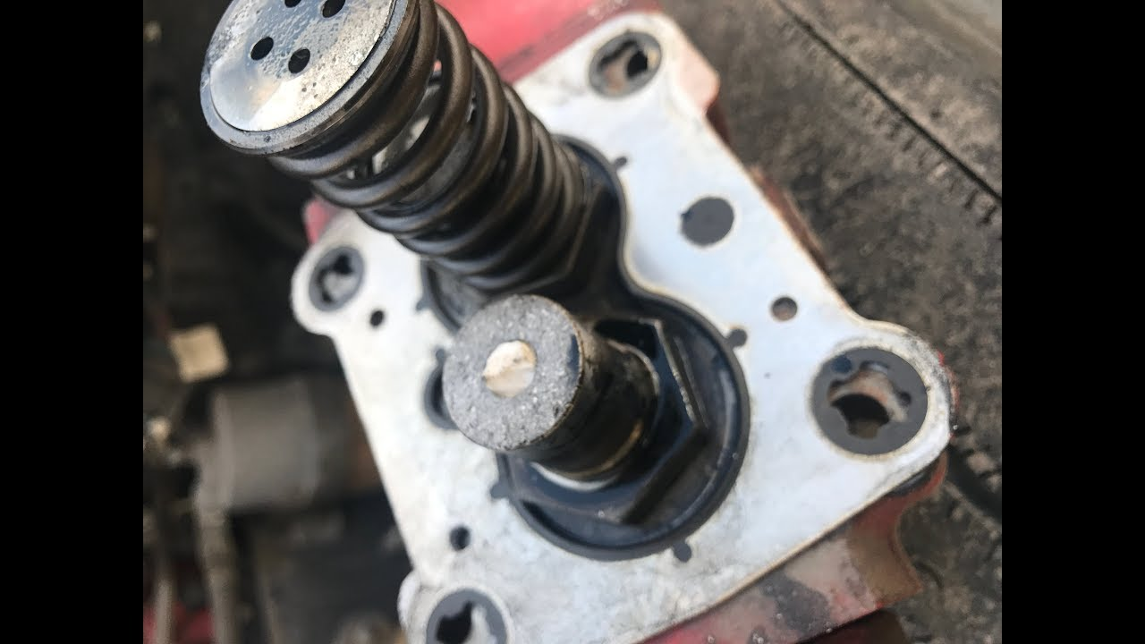 Infamous Cummins ISX Fuel Pump FAILURE