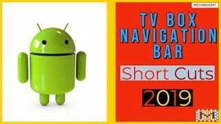 Android navigation bar 2019 Fix + Short Cuts