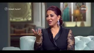 صاحبة السعادة - وفاء عامر : طردت أيتن عامر بسبب دورها في مسلسل أيوب..وموقف طريف بسبب بائع كباب؟