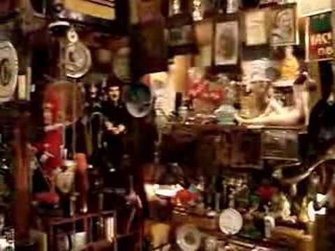 Antique shop in Prague