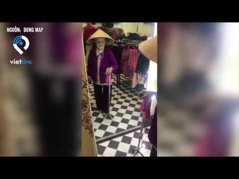 Nghệ An: xúc động trước hình ảnh cụ bà 103 tuổi tự nói chuyện với mình trong gương