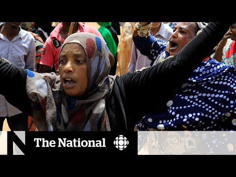 Protesters continue to denounce military rule in Sudan