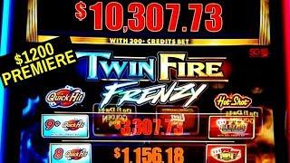 🔴$1200 PREMIERE STREAM ! NEW Quick Hits Hot Shot   Everi Slots   Van Helsing    More More Chilli