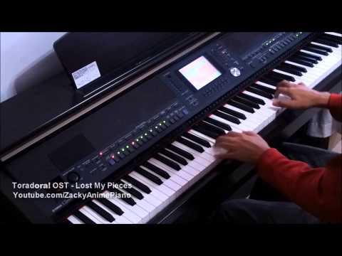 Toradora! OST - Lost My Pieces - Piano cover
