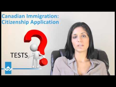 Canadian Citizenship Application