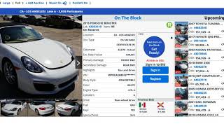 Авто из США в Таджикистан, Казахстан, Азербайджан, Туркменистан (покупка на аукционе)