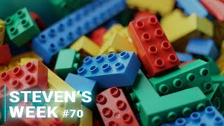 Steven's week 75: Lego partners with Tencent in China, Apple brings in the cash