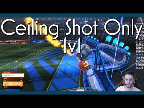 Ceiling Shot Only 1v1   SquishyMuffinz vs Karma
