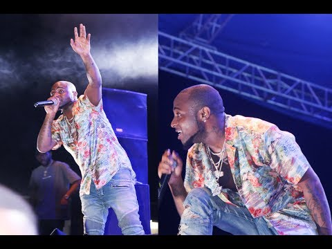 DAVIDO 30 BILLION CONCERT LIVE PERFORMANCE IN KIGALI