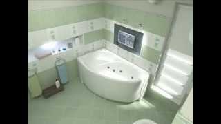 Новинки BAS 2012 на www.hydromir.ru(Компания ООО «БАС» один из ведущих производителей акриловых ванн с гидромассажем и душевых кабин в России,..., 2012-02-22T04:25:00.000Z)