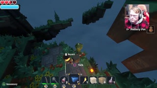 (Portal Knights) A FREE-TO-PLAY PS+ GAME first time playing W/superman & dragon enjoy