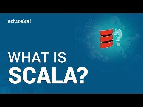 What Is Scala?   Scala Programming Tutorial For Beginners   Apache Spark Training   Edureka