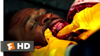 Clockers (1995) - Disrespectful Cops Scene (1/10) | Movieclips