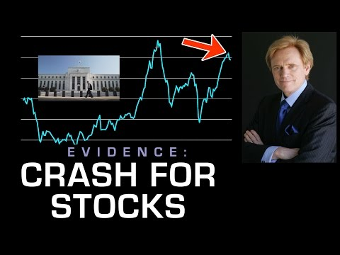 Stock Market Crash: Is The Top In? Mike Maloney