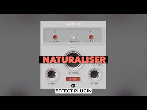 Naturaliser   Effect Plugin by Rast Sound