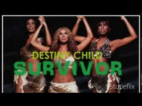 Destinys Child : Survivor (Lyrics)