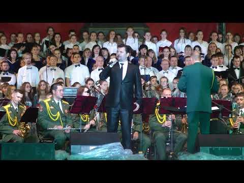 Алексей Котляров и военный оркестр штаба Нац.гвадрии - Я люблю тебя жизнь