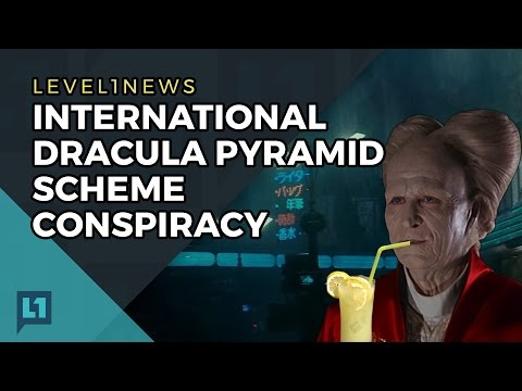L1News: 2017-04-04 International Dracula Pyramid Scheme Conspiracy