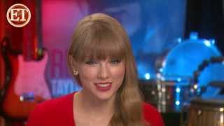 Taylor Swift Dishes on Past Loves & New Album