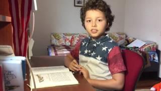 """Обзор Книги """"Приключения Доисторического Мальчика"""""""