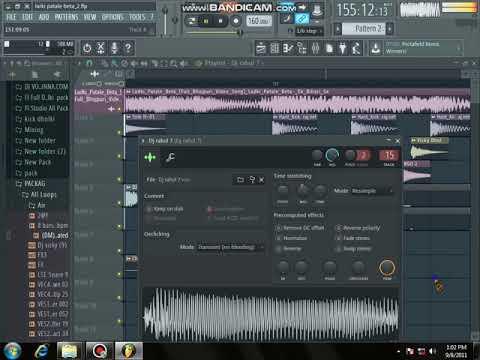 Ladki Patale Babuwa Dj Ajay Mixx Song