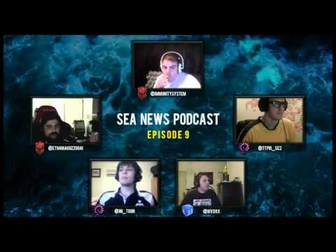 SEA News Podcast - Episode 9