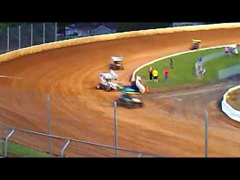 Jared Esh Heat Race Port Royal Speedway 7/4/18