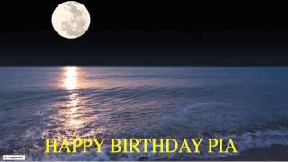 Pia  Moon La Luna - Happy Birthday