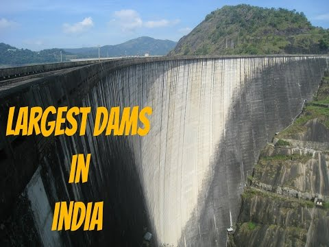 Largest Dams in India