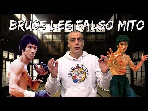 Bruce Lee sfatiamo un mito