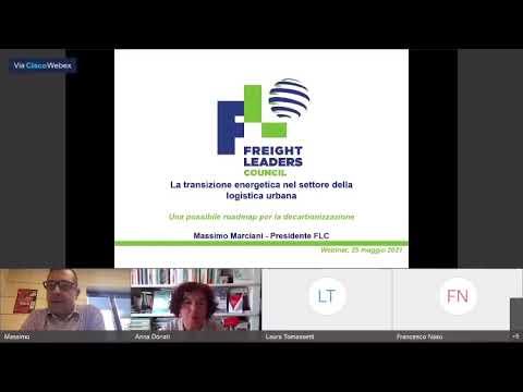 """""""Una possibile roadmap per la decarbonizzazione"""", Massimo Marciani, Presidente FLC"""