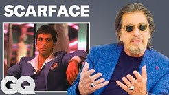 Al Pacino Breaks Down 4 of His Most Iconic Characters | GQ