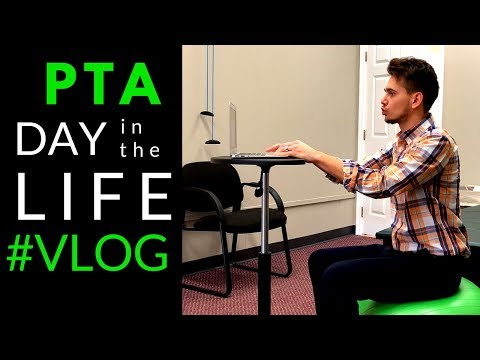 PTA Day in the Life VLOG