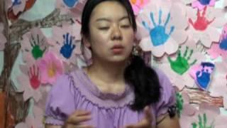 だから私は日本共産党/働きながら子育て中/松尾玲子さん.