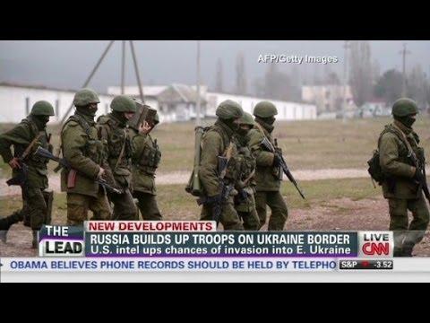 Russia beefs up troops on Ukraine border
