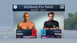 Billabong Pro Tahiti: Round Five, Heat 2