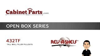 Cabinetparts.com - 432tf Pullouts Form Rev-a-shelf