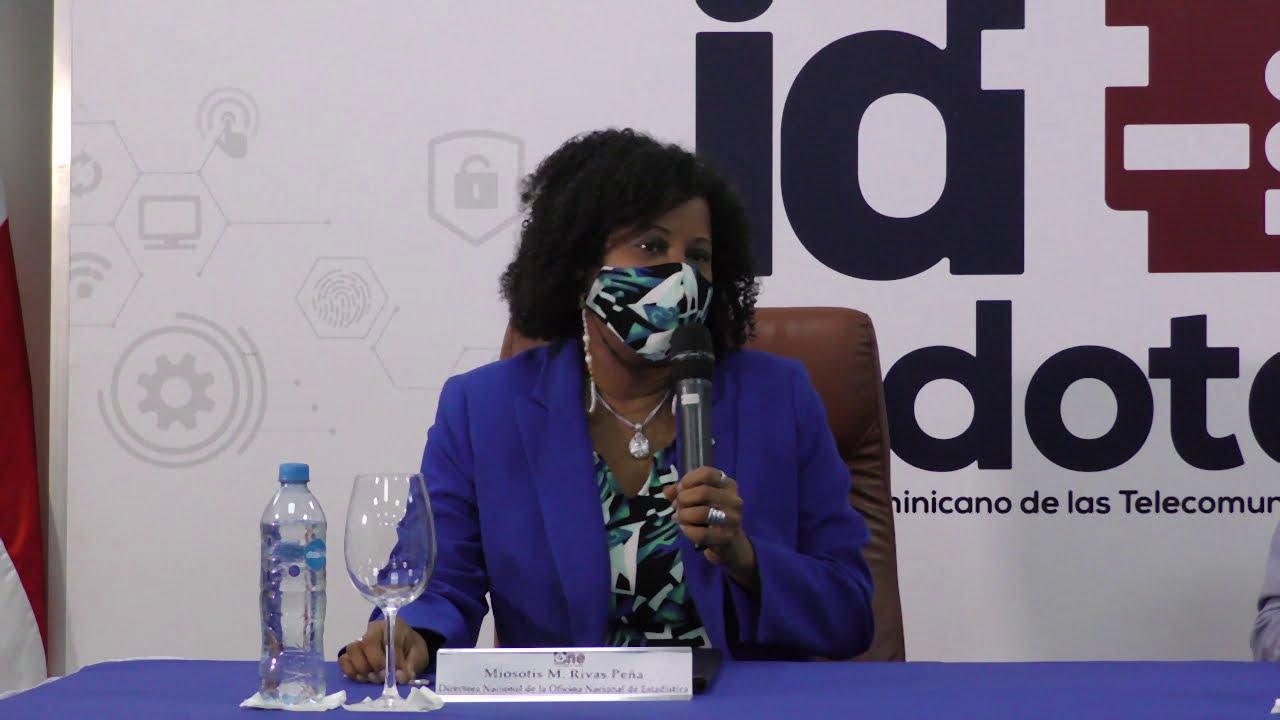 Alianza entre la Oficina Nacional de Estadística y el Indotel