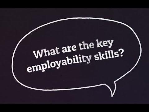 Employability - what skills do you need? - YouTube