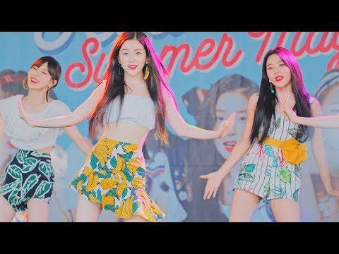 霠堧摐氩渤('Red Velvet) - 'Power Up'(韺岇泴鞐�)@180812 旌愲Μ牍勳晥氩犾澊 [4k Fancam/歆侅籂] By TheGsd