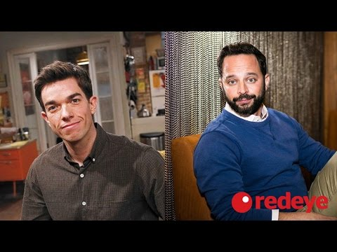 Nick Kroll and John Mulaney on the sex appeal of Gil Faizon and George St. Geegland