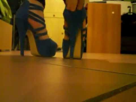 Youtube Tacco Col Estive Mie Scarpe Le x0qz8z