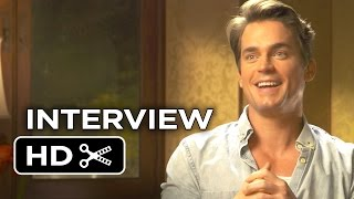 Magic Mike XXL Interview - Matt Bomer (2015) - Movie HD